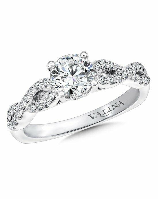 Valina R9623W Engagement Ring photo