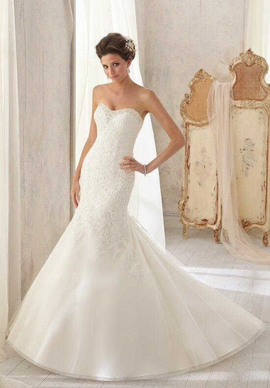 Blu by Madeline Gardner 5211 Wedding Dress photo