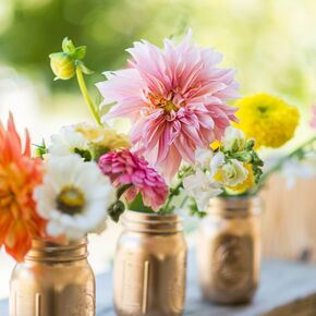Mason Jar Weddings