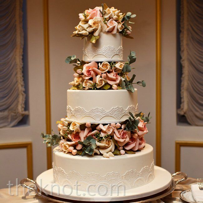 wedding cakes oneonta ny a grand traditional wedding in new york ny 25178