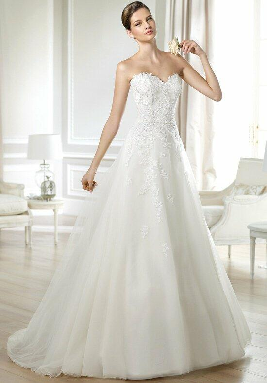 WHITE ONE Jadira Wedding Dress photo