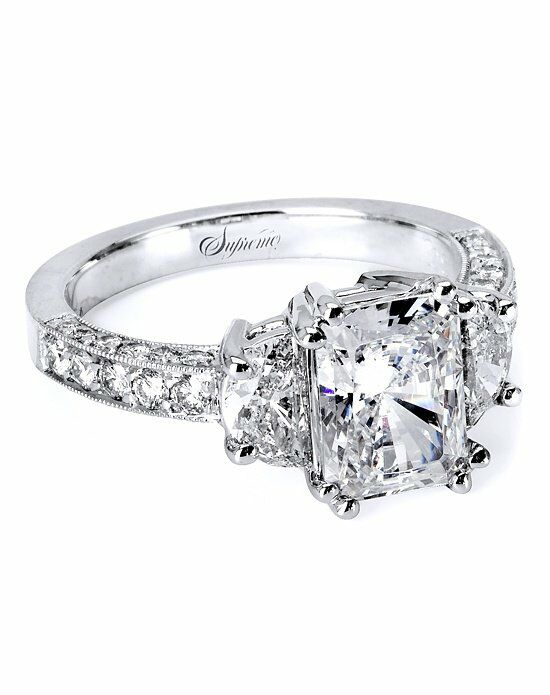 Supreme Jewelry SJ4928 Engagement Ring photo
