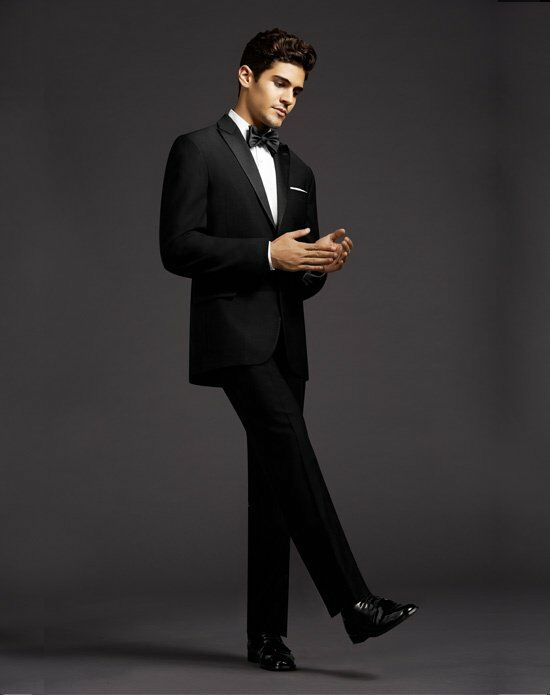 Calvin Klein 1865 Wedding Tuxedos + Suit photo