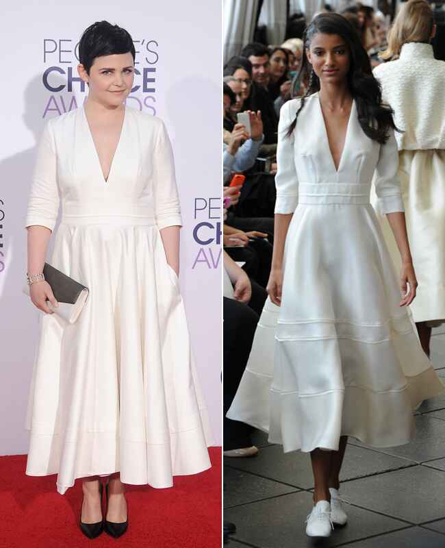 2015 People's Choice Awards: 5 Wedding Worthy Gowns You ...