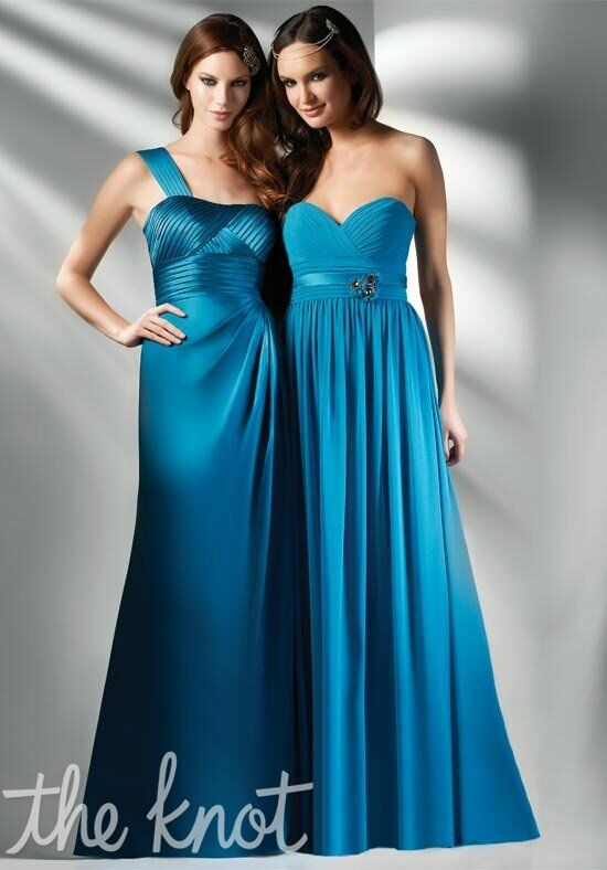 Bari Jay Bridesmaids 404/412 Bridesmaid Dress photo