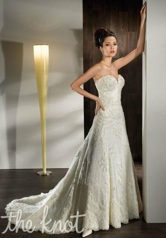 Demetrios 1429 Wedding Dress photo
