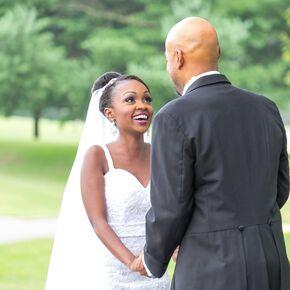 Glamorous African American Weddings