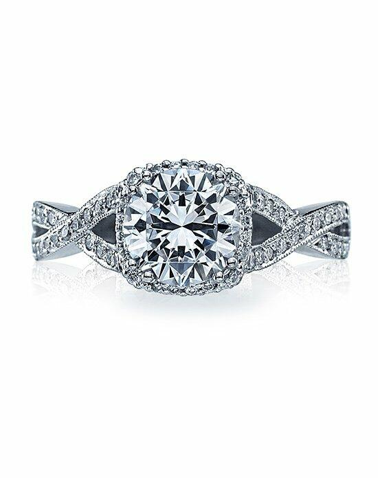 Tacori 2627 RD MD Engagement Ring photo