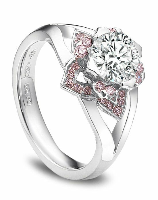 Platinum Engagement and Wedding Ring Must-Haves MaeVona Diamond and Platinum Ring Engagement Ring photo