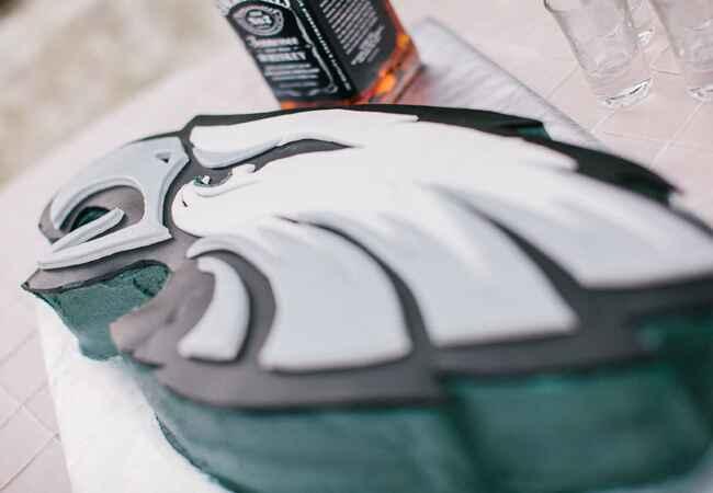 14 Super Bowl Inspired Groom S Cakes