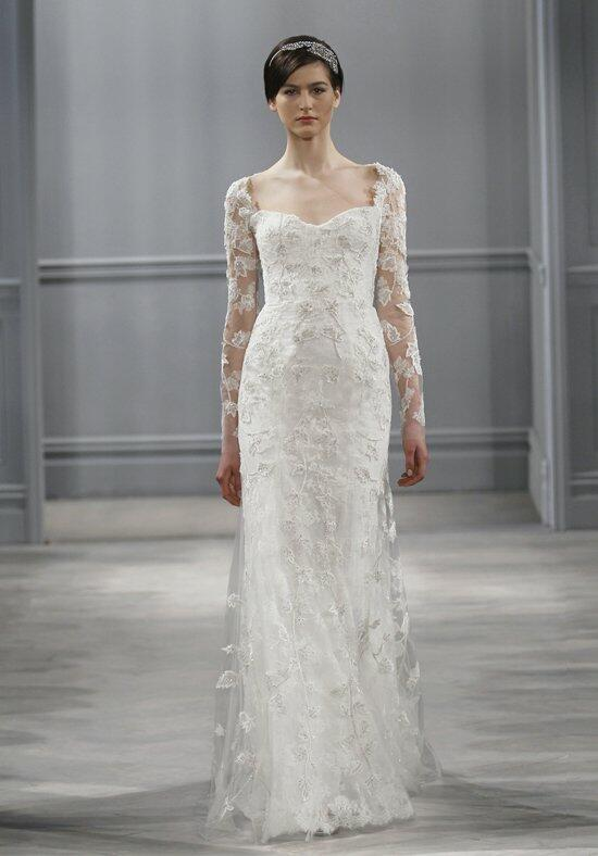 Monique Lhuillier Leaticia Wedding Dress photo