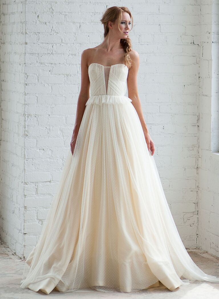 Tara Latour Fall Collection Bridal Fashion Week Photos