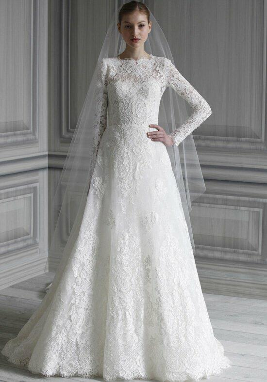 Monique Lhuillier Catherine Wedding Dress photo