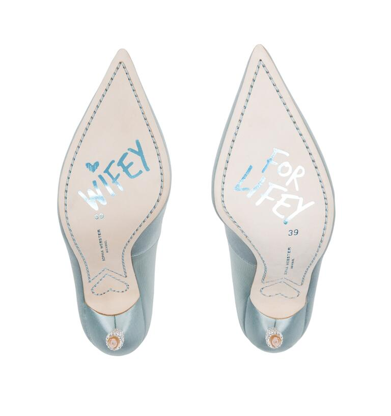 Sophia Webster S New Bridal Shoe Line Is Perfect For The Off Beat Brid
