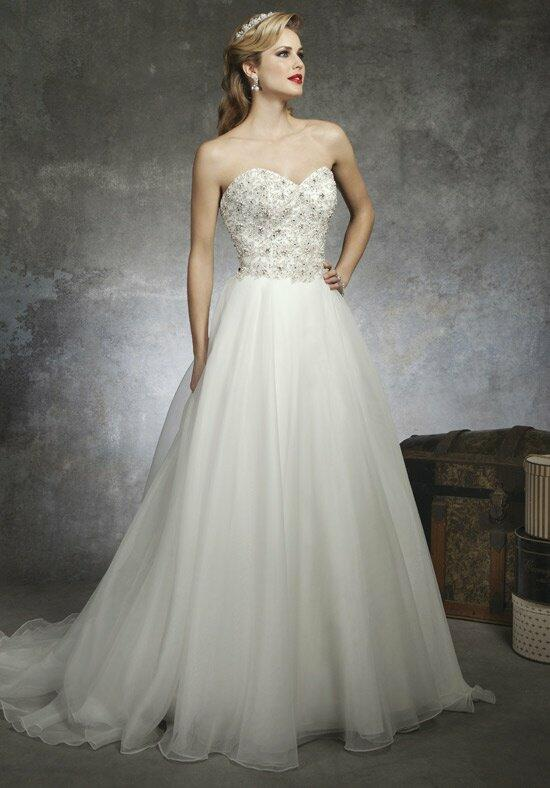 Justin Alexander 8670 Wedding Dress photo