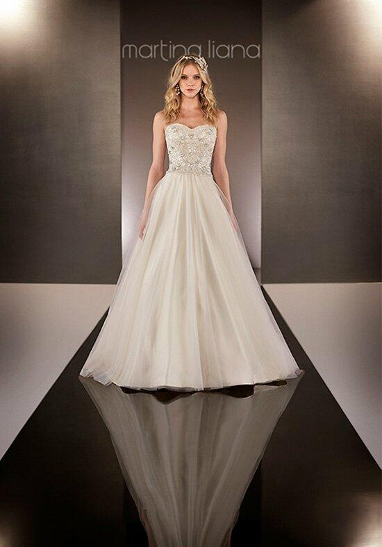 Martina Liana 575 Wedding Dress photo