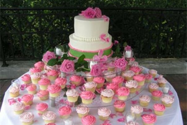 Gluten Free Wedding Cake Columbus Ohio