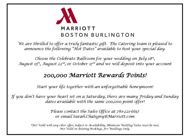 Boston Marriott Burlington Burlington Ma