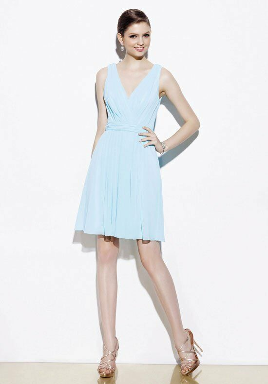 Badgley Mischka BM7S Bridesmaid Dress photo