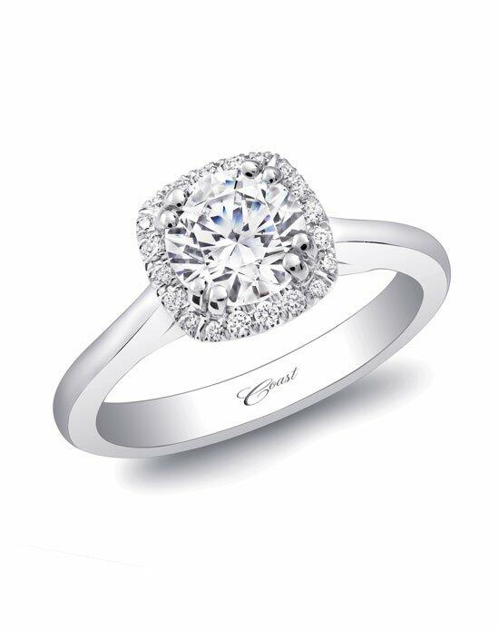 Coast Diamond Charisma Collection - LC5283 Engagement Ring photo