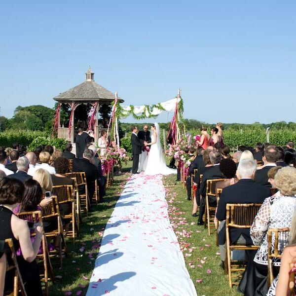 The Ceremony Decor