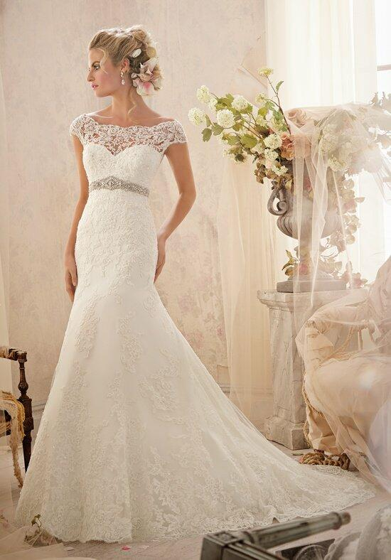 Mori Lee by Madeline Gardner 2620 Wedding Dress photo