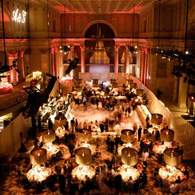 Wedding At Cipriani In New York City