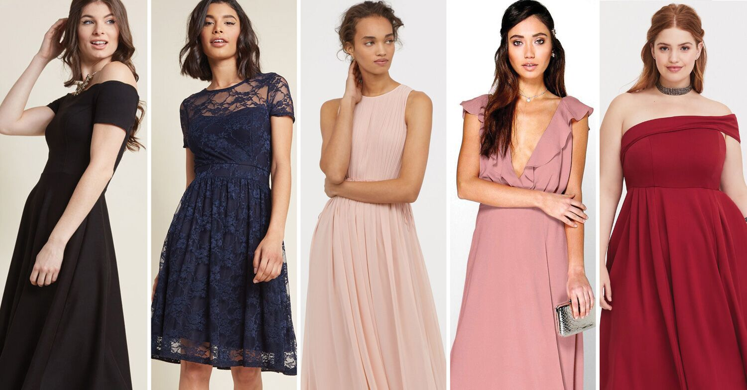 13b14096a4f9 55 Affordable Bridesmaid Dresses That Don t Look Cheap