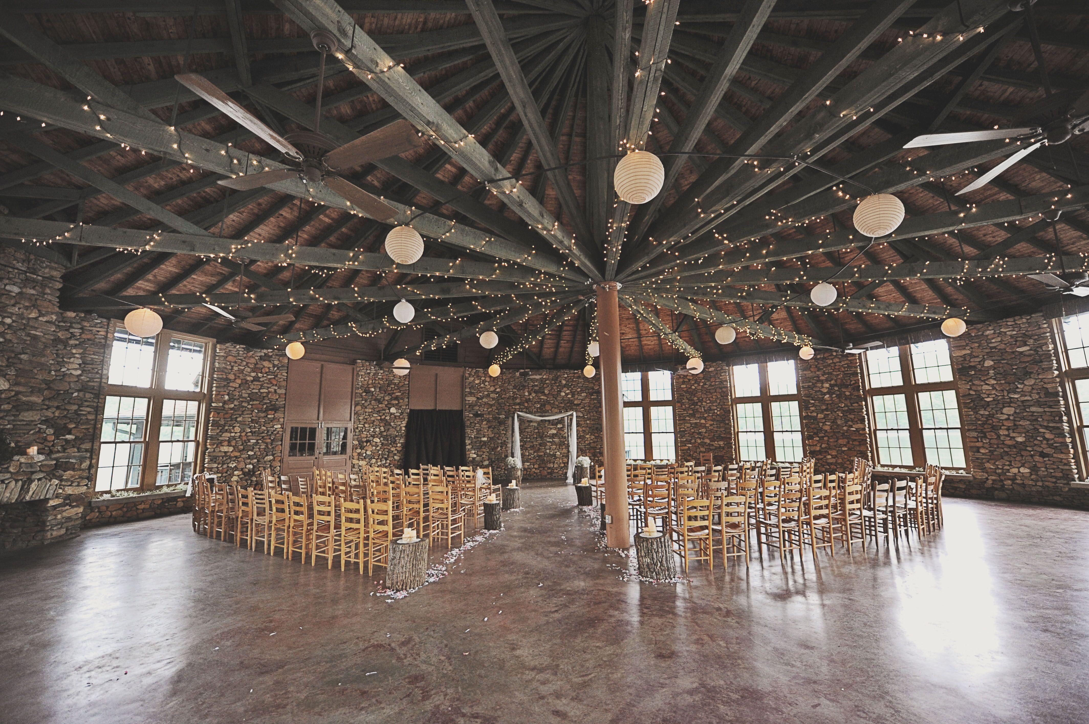 A Rustic Woodsy Wedding At Lake Tahoma In Marion North Carolina