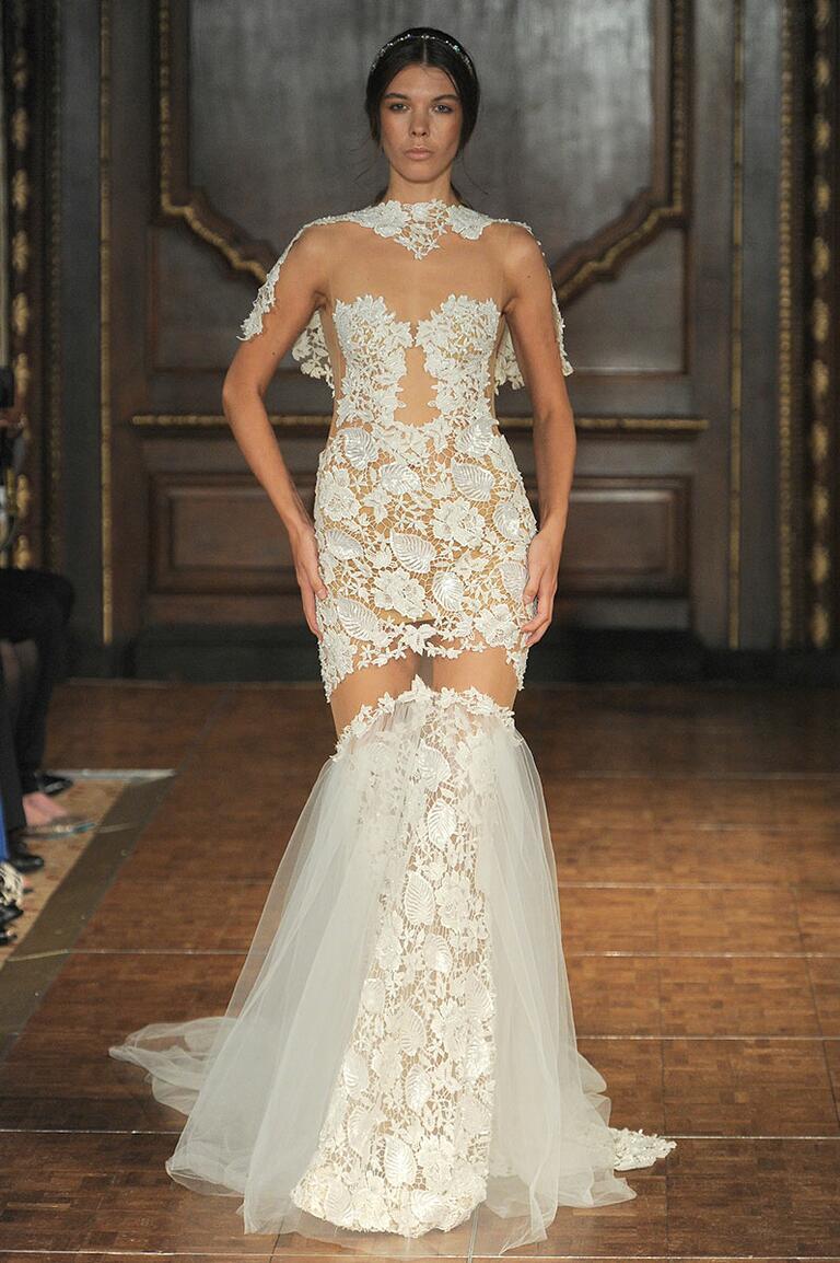 Idan Cohen wedding dress Fall 2017