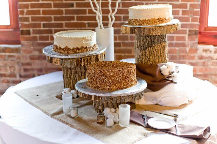Vegan Wedding Cake St Louis
