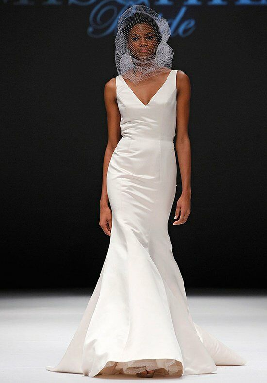 Badgley Mischka Bride Shearer Wedding Dress photo