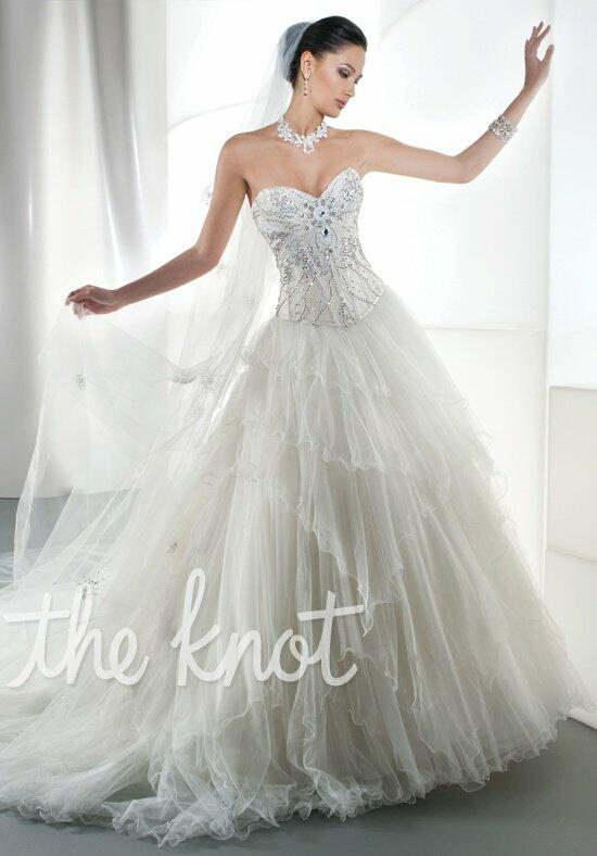 Demetrios 2863 Wedding Dress photo