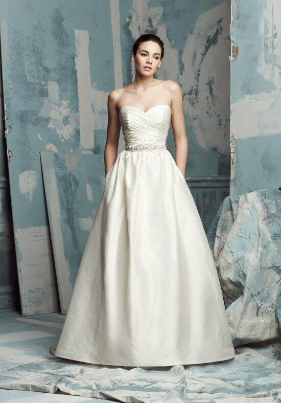 Paloma Blanca 4104 Wedding Dress photo