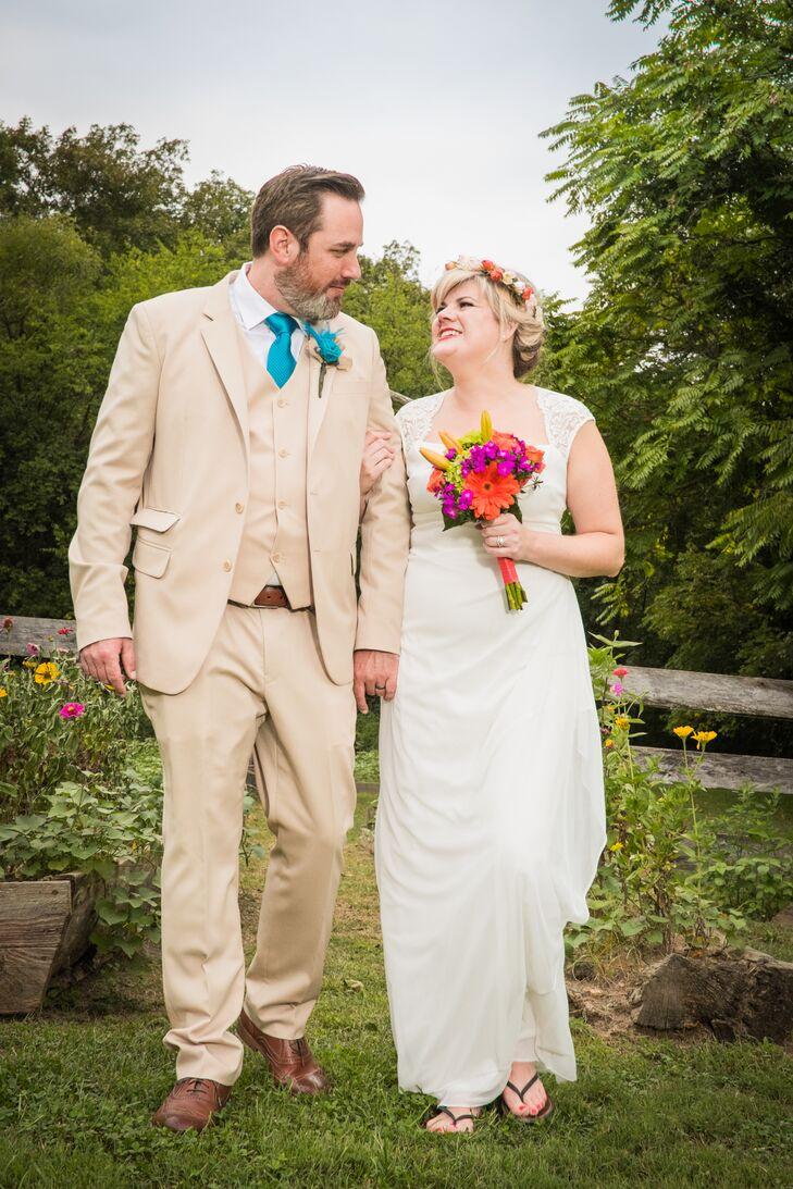 Farm Wedding Casual Dresses