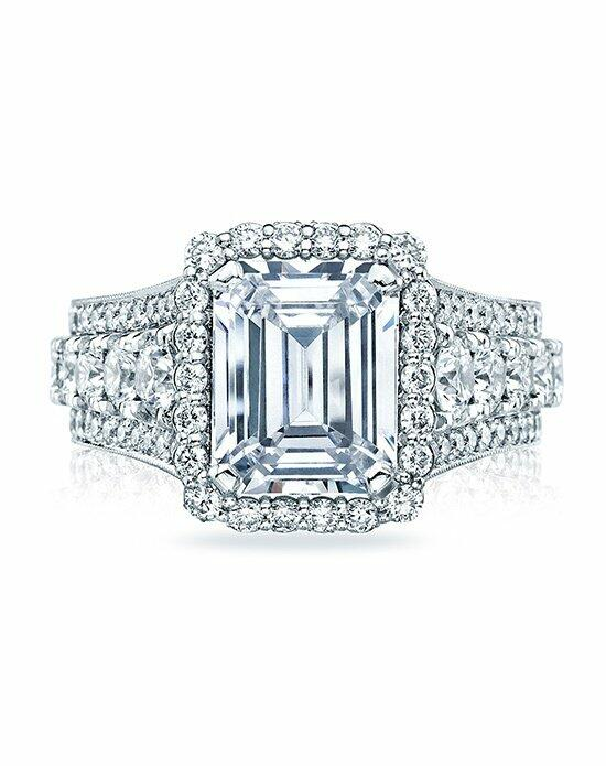 Tacori HT 2613 EC 10X8 Engagement Ring photo
