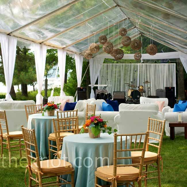 A Rustic Lakeside Wedding In Suttons Bay, MI