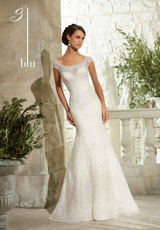 Blu by Madeline Gardner 5310 Wedding Dress photo