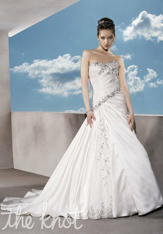 Demetrios 4286 Wedding Dress photo