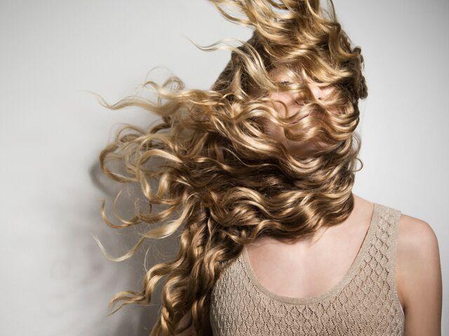 DIY Shiny, Healthy Hair