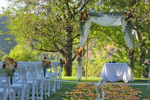 Wedding Reception Venues in Los Angeles