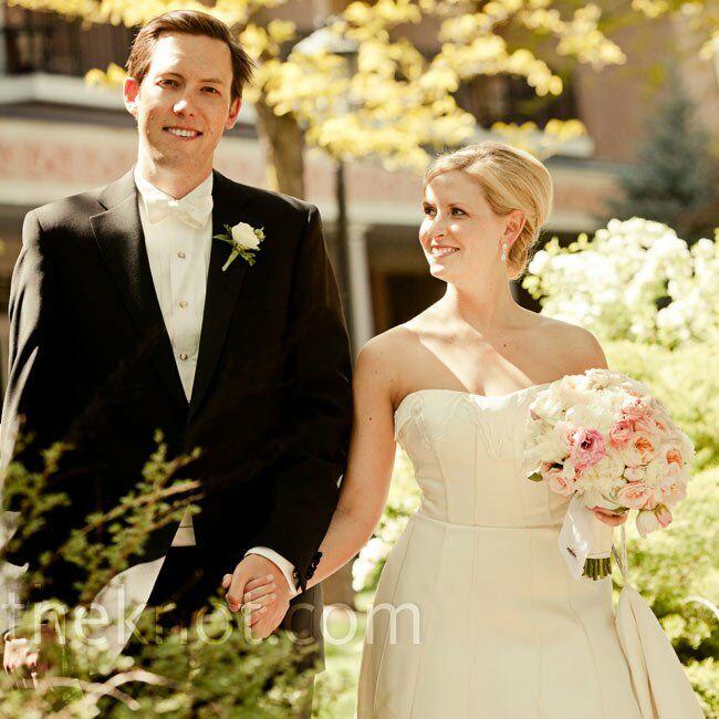 A Formal Outdoor Wedding In Colorado Springs Co