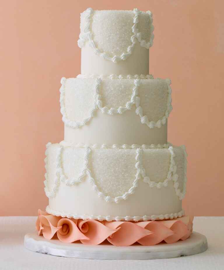 wedding cake with sugar crystals 7 pretty cakes we can t stop looking at 26969