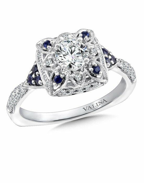 Valina RQ9601W-BSA Engagement Ring photo