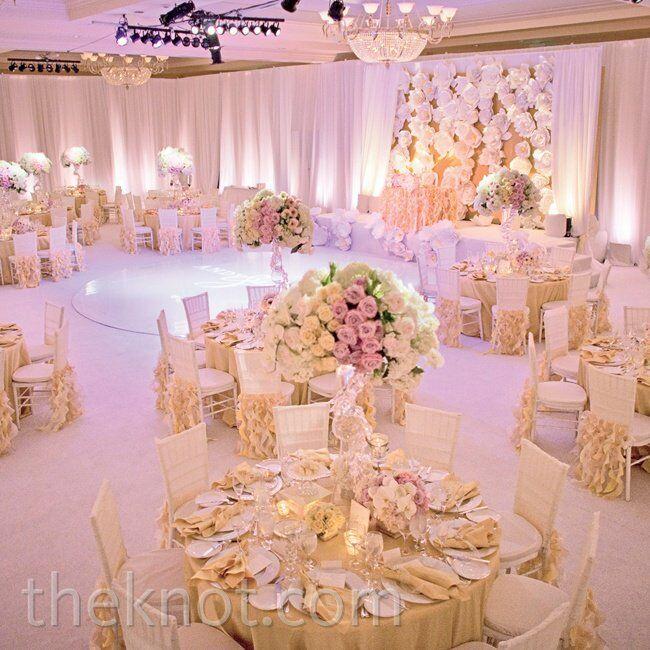 Romantic Wedding Decoration Ideas: A Couture Romantic Wedding In Dana Point, CA
