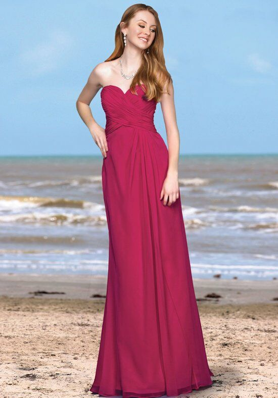 DaVinci Bridesmaids 60174 Bridesmaid Dress photo