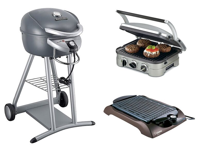 Char Broil, Cuisinart, Zojirushi Best Electric Grill