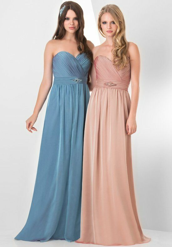 Bari Jay Bridesmaids 854 Bridesmaid Dress photo