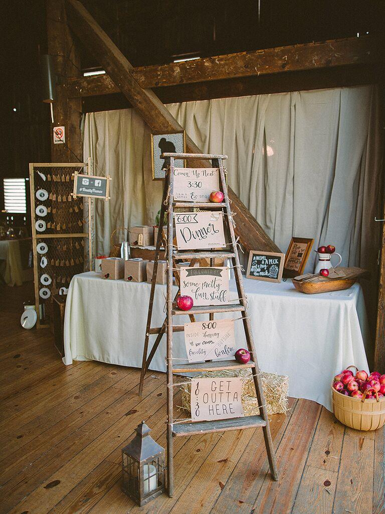 19 Ideas For A Rustic Barn Wedding