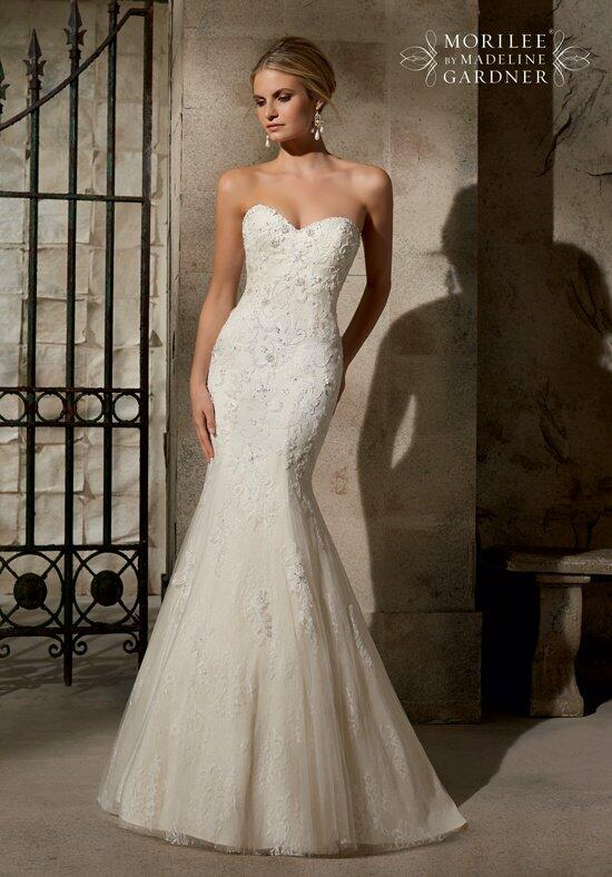 Mori Lee by Madeline Gardner 2718 Wedding Dress photo